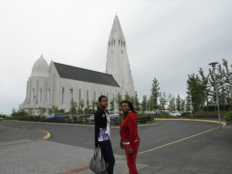 Canada Day - In Iceland!